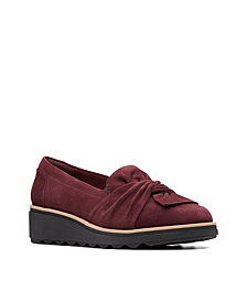 Clarks Collection Women's Sharon Dasher Loafers