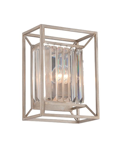 Designer's Fountain Designers Fountain Linares Wall Sconce