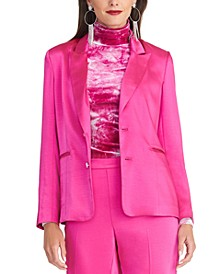 Notched Collar Everly Blazer