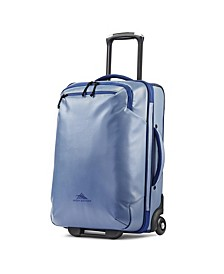 """Rossby 22"""" Wheeled Drop Bottom Duffle"""