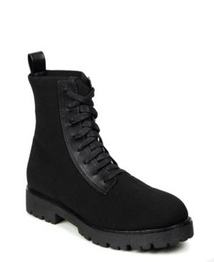 Catherine Malandrino Viggo Hiking Bootie Women's Shoes In Black