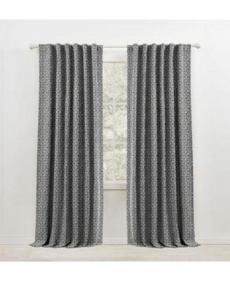 "Terrain Blackout Tab/Rod Pocket Curtain Panel, 54"" x 84"""
