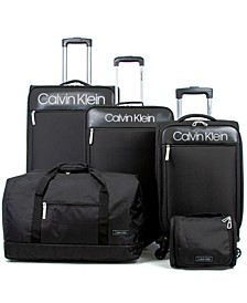 Progression 5-Pc. Luggage Set