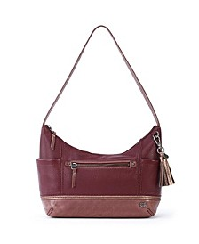 Kendra Leather Hobo