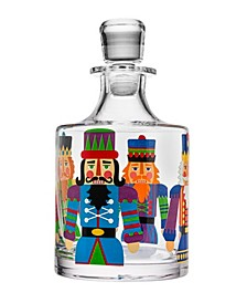 Nutcracker Decanter