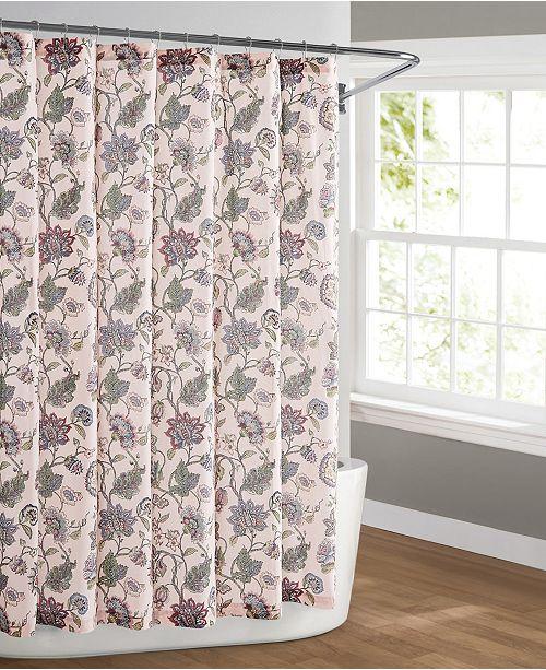 Cottage Classics Ridgefield Shower Curtain