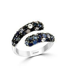 EFFY Sapphire (2 1/3 ct.t.w.) Ring in Sterling Silver