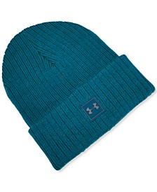 Men's Truck Stop Ribbed Beanie