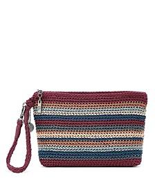 Sayulita Crochet Wristlet
