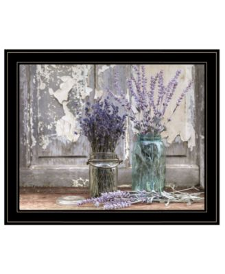 Abundance of Beauty by Lori Deiter, Ready to hang Framed Print, White Frame, 23