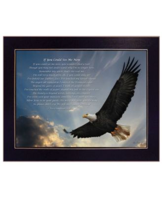 """If You Could See Me Now by Lori Deiter, Ready to hang Framed Print, Black Frame, 18"""" x 14"""""""