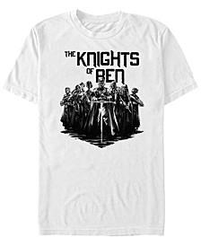 Men's Rise of Skywalker Knights of Ren Group T-shirt