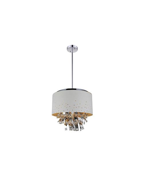 CWI Lighting CLOSEOUT! Carmella 6 Light Chandelier