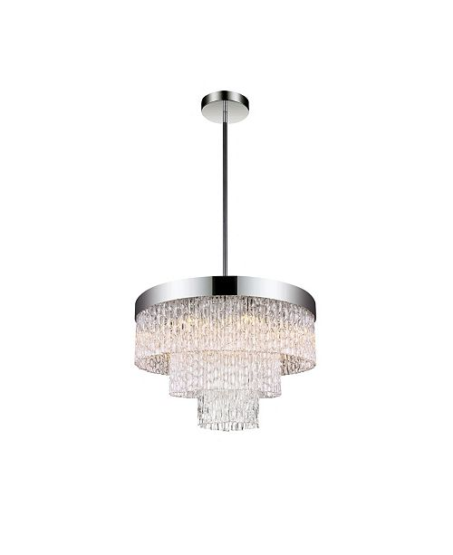 CWI Lighting CLOSEOUT! Carlotta 6 Light Chandelier