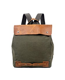 Cooper Convertible Canvas Backpack