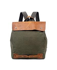 Women's Cooper Convertible Canvas Backpack