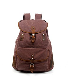 Milo Canvas Backpack