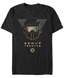 Men's Jedi Fallen Order Scout Trooper T-shirt