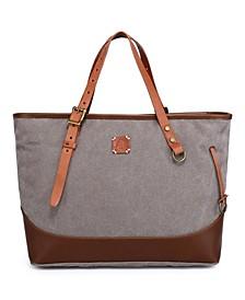 Redwood Canvas Shopper Bag