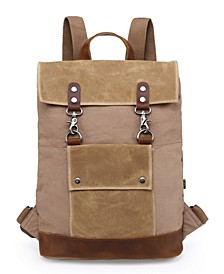 Hillside Canvas Backpack