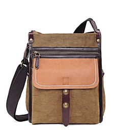 Birch Canvas Crossbody Bag
