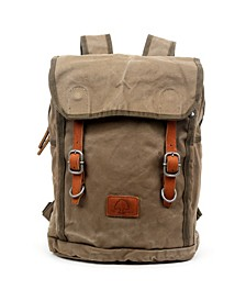 Forest Canvas Backpack