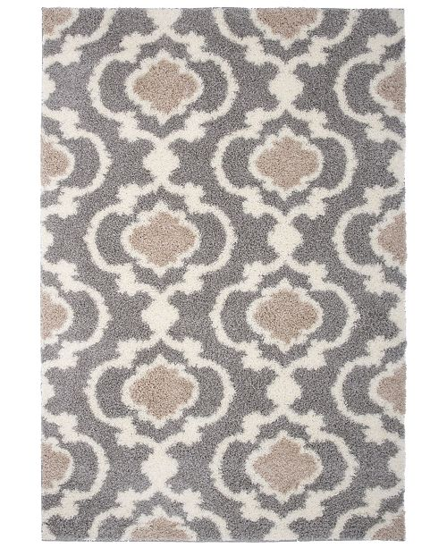 Bas2525 Gray Area Rug Collection