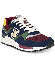 Polo Ralph Lauren Men's Trackster 100 Sneaker