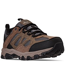 Men's Relaxed Fit Enago Trail Sneakers from Finish Line