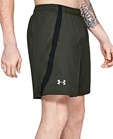 "Men's Launch Stretch Woven 7"" Shorts"