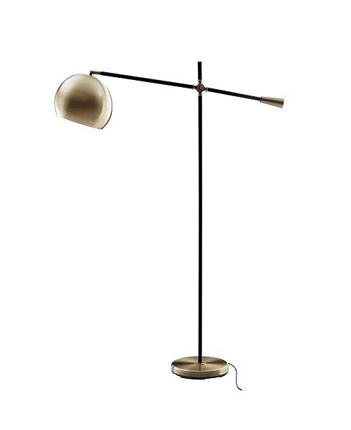 Southern Enterprises Idrisi Adjustable Floor Lamp