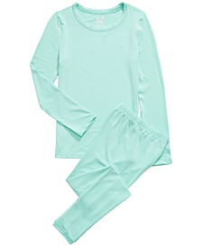 Toddler Girls 2-Pc. Base Layer Top & Pants Set