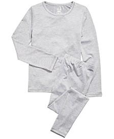 Little & Big Boys 2-Pc. Base Layer Top & Pants Set