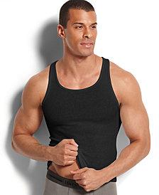 Hanes Men's Platinum FreshIQ™ Underwear, Tank 4 Pack