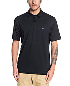 Quiksilver Men's Water Polo Short Sleeve Polo Shirt