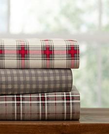Plaid Flannel Sheet Sets