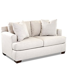 "Othol 65"" Fabric Loveseat"