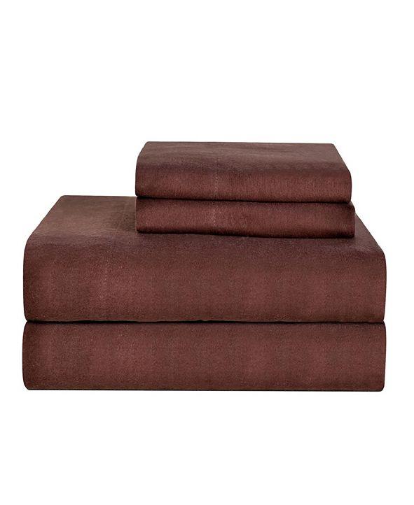 Celeste Home Full Ultra Soft Flannel Sheet Set