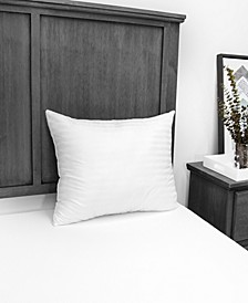 Down Alternative Bed Pillow with 300 Thread Count Cotton Cover