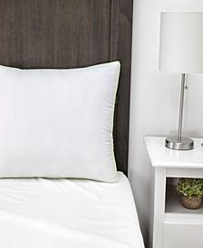 Essentials Firm Support Standard Gusseted Bed Pillow
