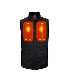 Men's 5V Battery Heated Puffer Vest