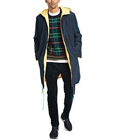 Men's Long Reversible Jacket