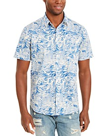 Men's Paradisio Tropical Shirt, Created For Macy's