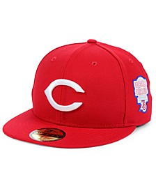 Cincinnati Reds World Series Patch 59FIFTY Cap