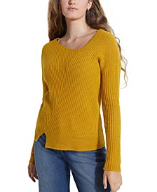 Alivia Asymmetric Sweater