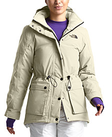 The North Face Women's Reign On Hooded Parka Coat