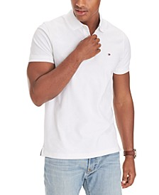 Men's Slim Fit Stretch Ivy Polo