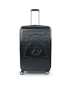 "Star Wars Darth Vader Embossed 21"" Spinner Suiitcase"