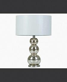 Charleston Drum Shade Table Lamp