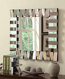 Peoria Square Wall Mirror